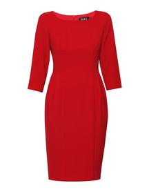 Sukienka tulipan czerwona