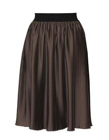 Spódnica plisowana z gumą