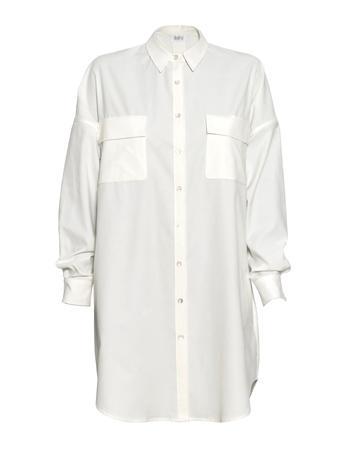 Wygodna  koszula z miękkiego sztruksu (1)