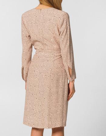 Sukienka kopertowa z wiskozy (3)