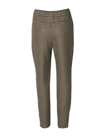 Proste spodnie  z pepitki (3)