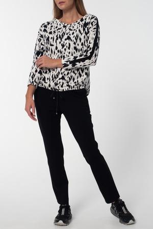 Swobodna bluza z bawełny (1)