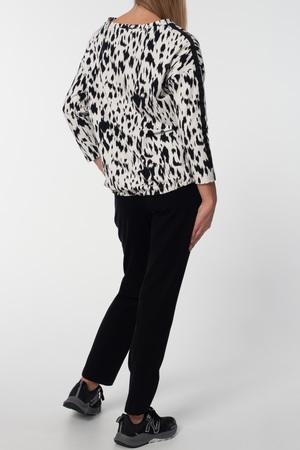 Swobodna bluza z bawełny (2)