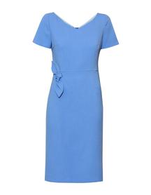 Sukienka ze śmigiełkiem niebieska